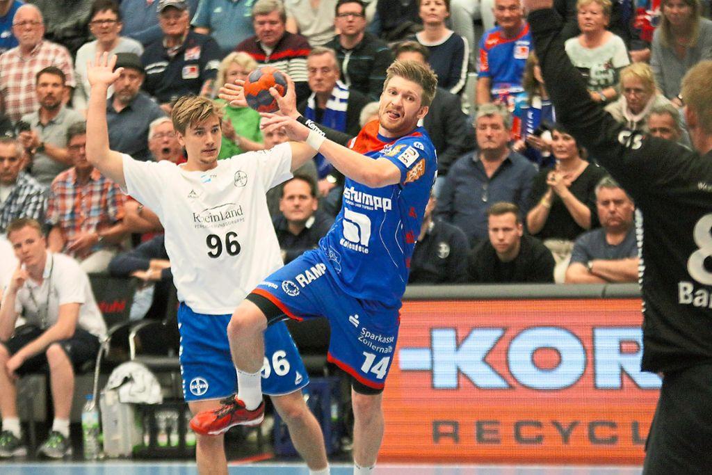 aed781635b Gleich zweimal wollen Oddur Grétarsson und seine Teamkollegen am Wochenende  ihre Treffsicherheit unter Beweis stellen.