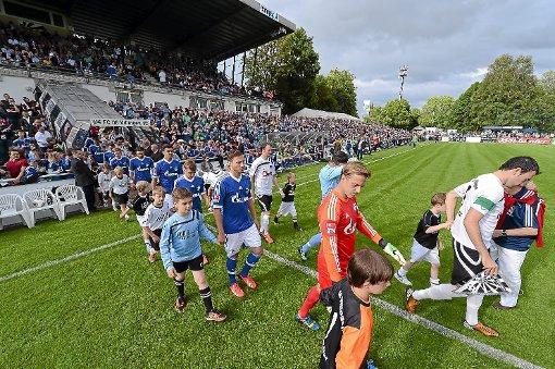 Das DFB-Pokalspiel 2019 soll in Villingen stattfinden. Foto: Kienzler