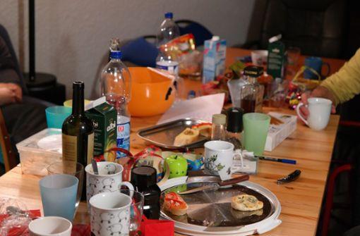 Harmlose Party oder Party-Exzess: Welche Version des Abends stimmt? (Symbolfoto) Foto: © pixabay / Hans