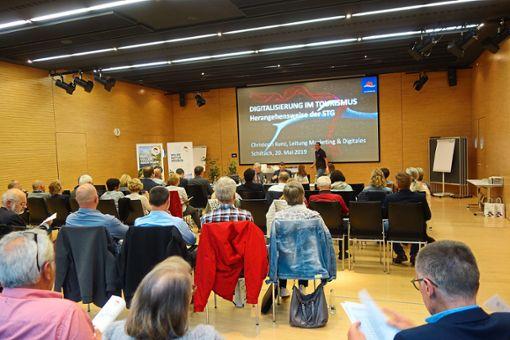 Auch um das Thema Digitalisierung im Tourismus geht es bei der Versammlung.  Foto: STK Foto: Schwarzwälder Bote