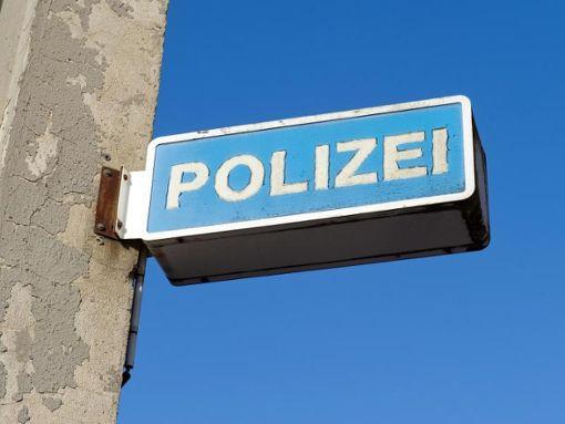 Auf dem Kehler Polizeirevier fand der rausgeworfene Mann vorübergehend eine neue Bleibe. (Symbolfoto) Foto: Stefan Sauer/Archiv/dpa