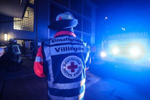 In Villingen hat es in der Nacht auf Mittwoch gebrannt. Foto: Marc Eich