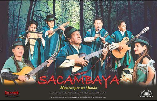 Die bolivianischen Musiker kommen nach vier Jahren zurück in die Region.  Foto: Veranstalter Foto: Schwarzwälder Bote