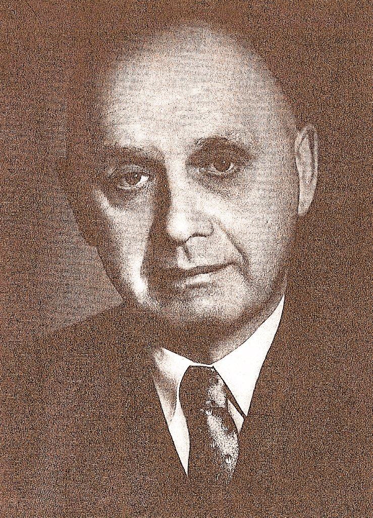 Im Schwenninger Rathaus regierte schon Otto Gönnenwein während des Dritten Reiches. Nach ...