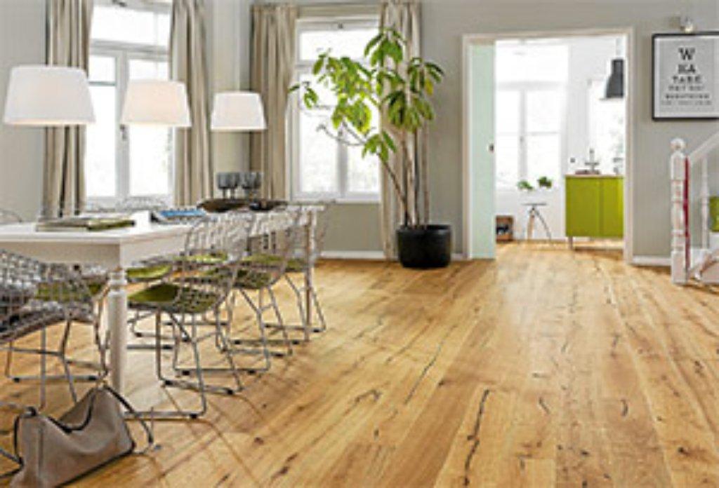 bauen wohnen parkett erh ht den immobilienwert bauen. Black Bedroom Furniture Sets. Home Design Ideas