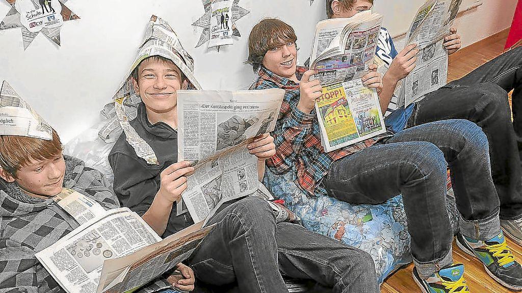 Zeitung Calw