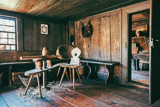 Der Haldenhof aus Schonach steht ab September im Mittelpunkt einer Ausstellung im Freilichtmuseum in Neuhausen ob Eck.   Foto: Ottink Foto: Schwarzwälder Bote