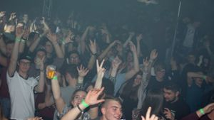 Fluorn-Winzeln: Volles Haus bei Local DJ Night Vol. 8