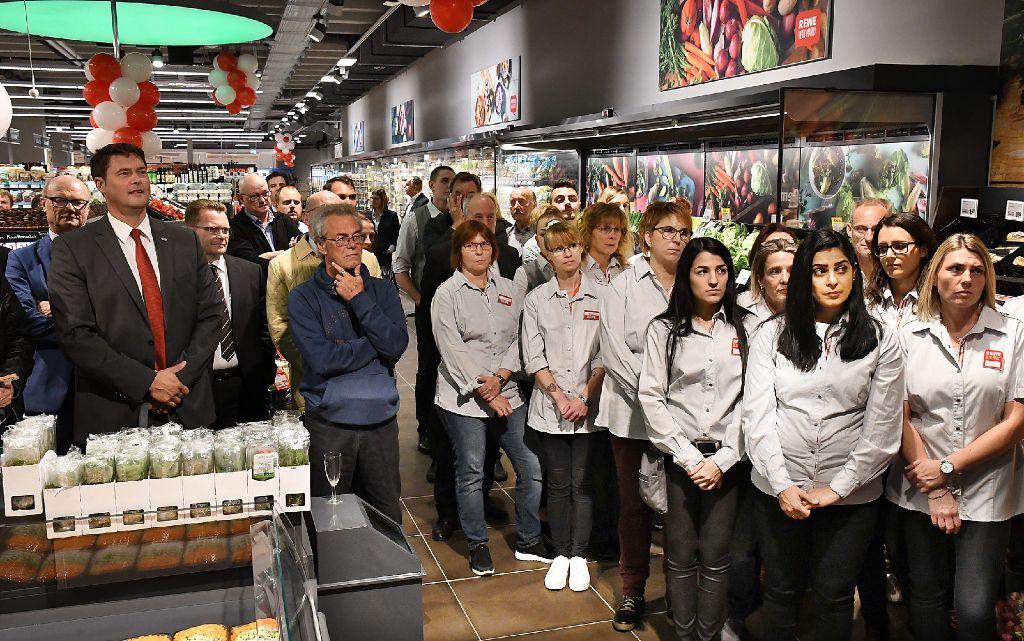 Horb A N Startschuss Zum Shoppen In Activ Arkaden Horb Am