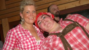 Riesen Party mit den Dorfrockern