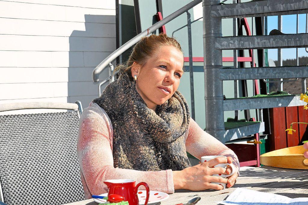 Wintersport Sandra Ringwald Blickt Auf Olympische Spiele