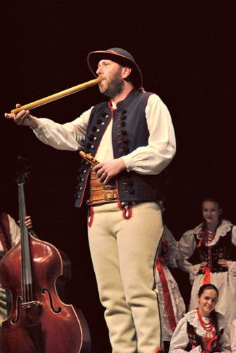 Archaische Blasinstrumente werden bei den Heimatklängen vor 40000 Jahren zu hören sein.  Archiv-Foto: Ungureanu Foto: Schwarzwälder Bote