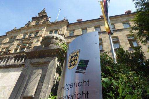 Am Tübinger Landgericht wurde das Urteil gesprochen. Foto: Bernklau