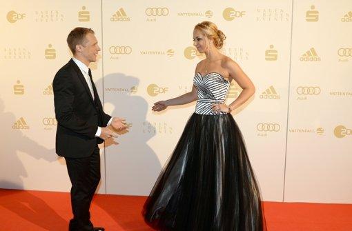 Oliver Pocher und Sabine Lisicki haben sich getrennt. Foto: dpa