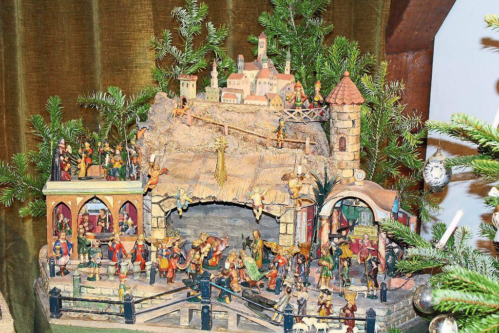 Rottenburg: Weihnachtszimmer und Horber Krippe sind Höhepunkte ...