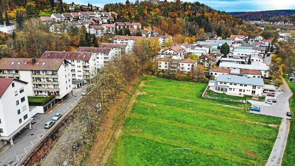 Nagold: Startschuss fürs neue Seniorenzentrum - Nagold - Schwarzwälder Bote