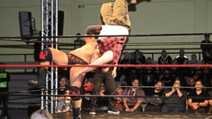 Bad Wildbad: Wrestling: Night of Pain in Enztalhalle