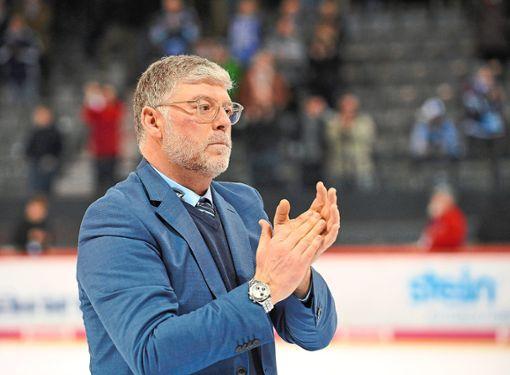 Coach Pat Cortina hat  hervorragend gearbeitet. Foto: Sigwart