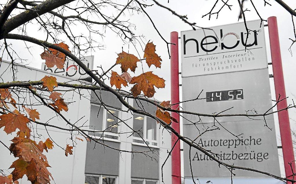 Empfingen: Hebu-Mitarbeiter haben Existenzangst - Empfingen