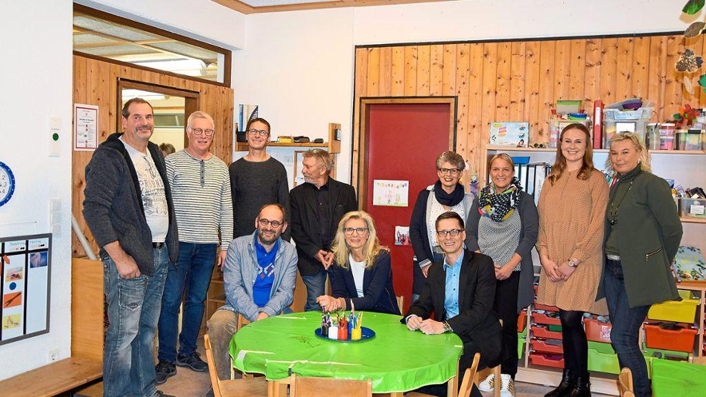 Villingen-Schwenningen: Frischer Wind für Talbachkrabben - Villingen-Schwenningen - Schwarzwälder Bote