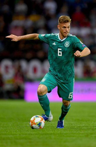 Joshua Kimmich hat das Kicken beim VfB Bösingen gelernt.   Foto: dpa