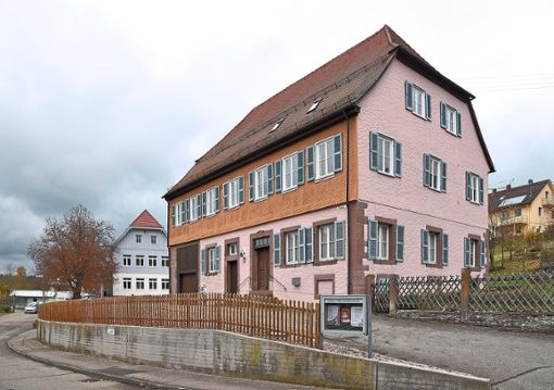 Wird in das evangelische Pfarrhaus in Tumlingen bald wieder ein Pfarrer einziehen? Foto: Maier