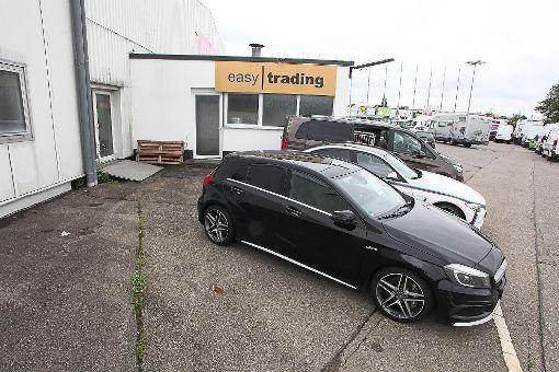 Bei der  auch in Bad Dürrheim ansässigen Autovermietung Easy Trading läuft das Insolvenzverfahren.  Foto: Reutter Foto: Schwarzwälder-Bote