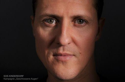 Michael Schumacher in einer kampagne des SOS Kinderdorf Foto: SOS Kinderdorf