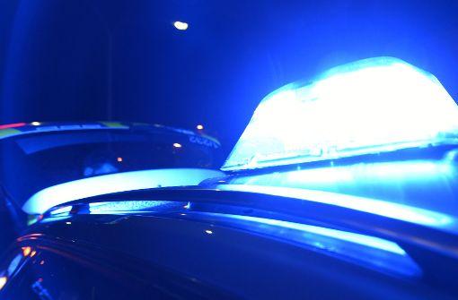 Als die Beamten zusammen mit einem Diensthund eintrafen, rannte der 27-Jährige aus dem Haus. (Symbolfoto) Foto: dpa