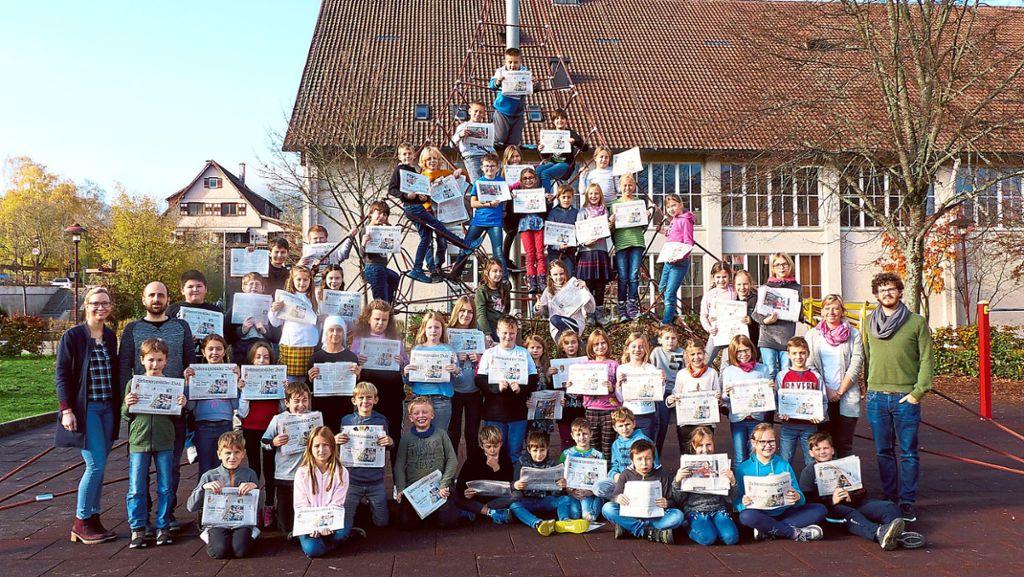 Baiersbronn: Die Zeitung gehört zum Frühstück - Baiersbronn - Schwarzwälder Bote
