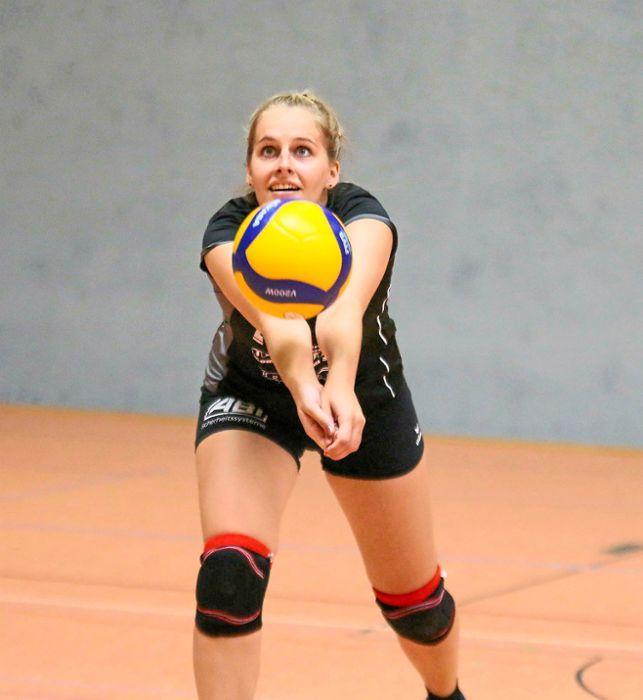 Volleyball: Erster Sieg fällt schmächtig aus - Sport