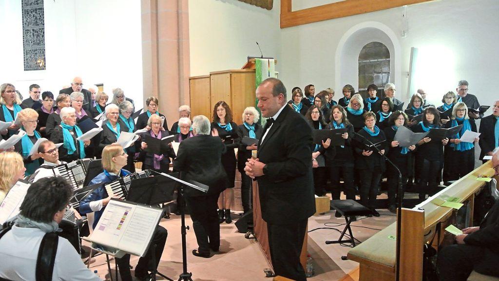 Baiersbronn: Akteure bieten musikalische Vielfalt - Baiersbronn - Schwarzwälder Bote