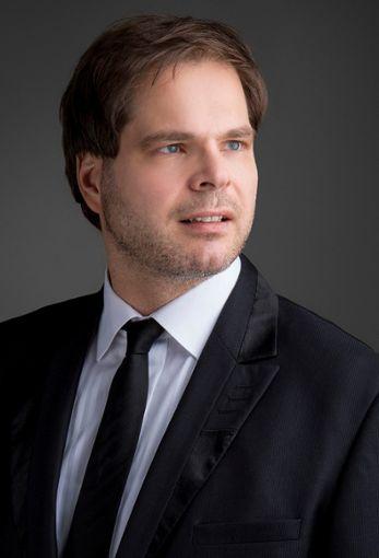Tenor Gunnar Schierreich tritt als Solist auf... Foto: Schwarzwälder Bote