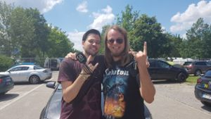 Balingen: Bang Your Head: Unterwegs im Metal-Taxi