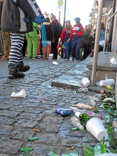 In Rottweil gibt es seit einigen Jahren ein Alkoholverbot für unter 25-Jährige. (Symbolbild) Foto: Otto