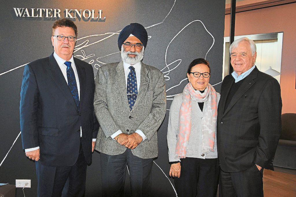 Haiterbach: Walter Knoll in Indien erfolgreich - Haiterbach ...