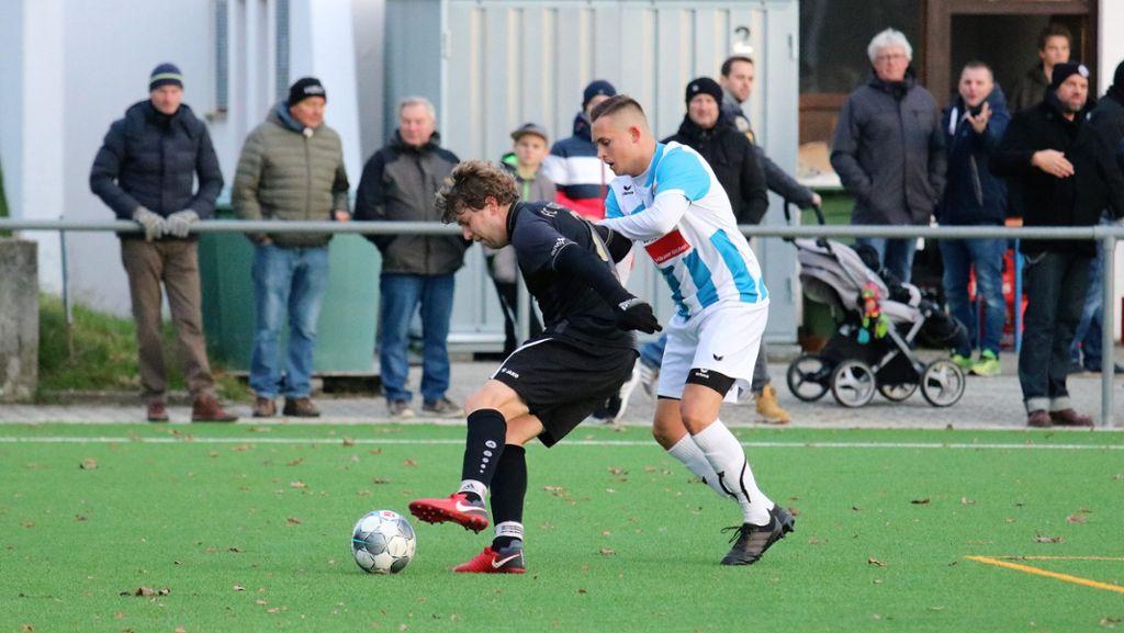 Fußball: FC 07 Albstadt: Galavorstellung in Ostrach - Schwarzwälder Bote
