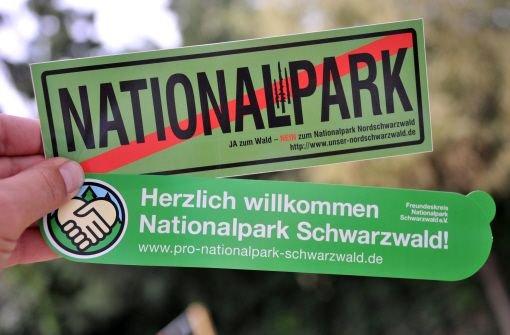 Ja oder Nein zum Nationalpark? Mehr als zwei Drittel der Baden-Württemberger stehen dem geplanten Naturschutzgebiet laut einer Umfrage offen gegenüber. Foto: dpa