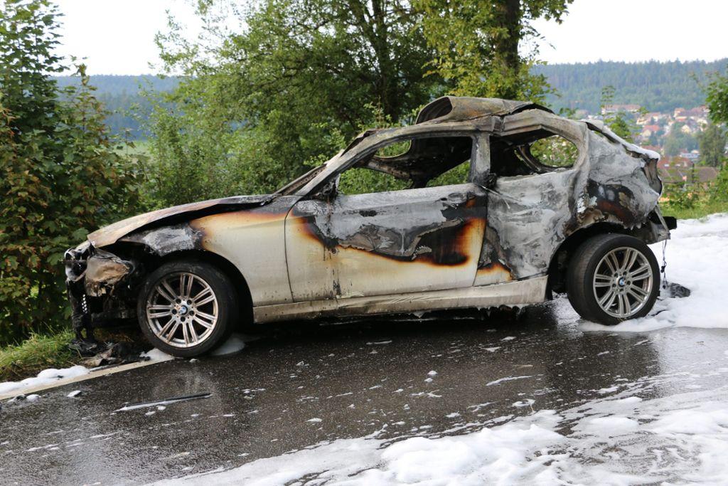 Unfall Dornstetten
