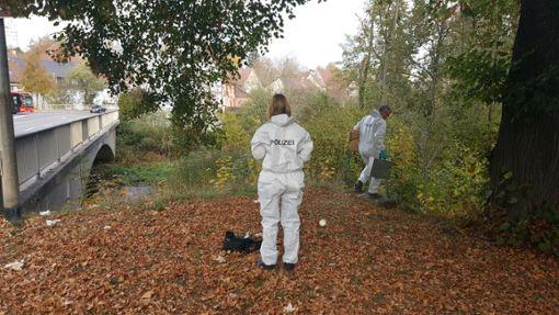 Eine männliche Leiche wurde in Rottweil im Neckar entdeckt. Spuren von Gewalteinwirkung gibt es laut Polizei nicht. Auch von einem Suizid sei nicht auszugehen. Foto: Corinne Otto