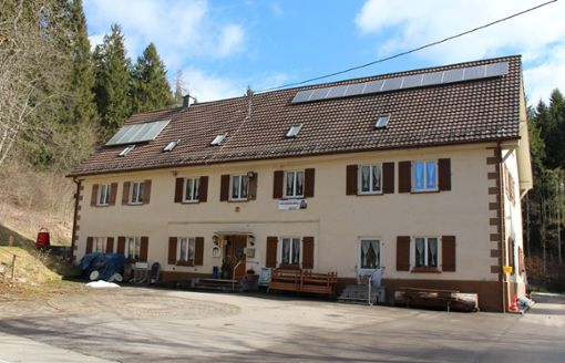 Für die Verpachtung des Naturfreundehauses Jungbrunnen ist wieder der Rottweiler Ortsverein zuständig. Foto: Alt