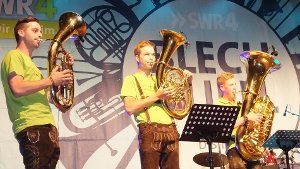 Althengstett/Bad Liebenzell: Jägerberg Brass im Blechduell-Finale