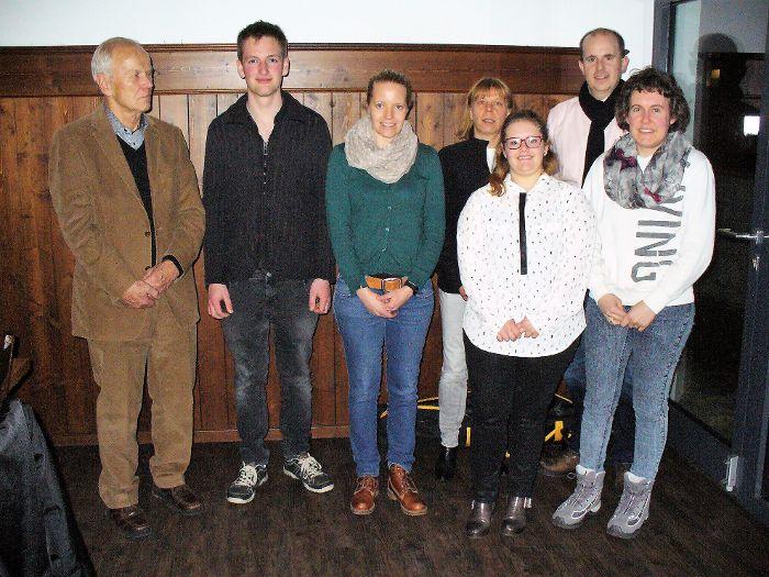 Vorsitzender Gerhard Baldauf hat junge Verstärkung bekommen. Foto: Bantle Foto: Schwarzwälder-Bote