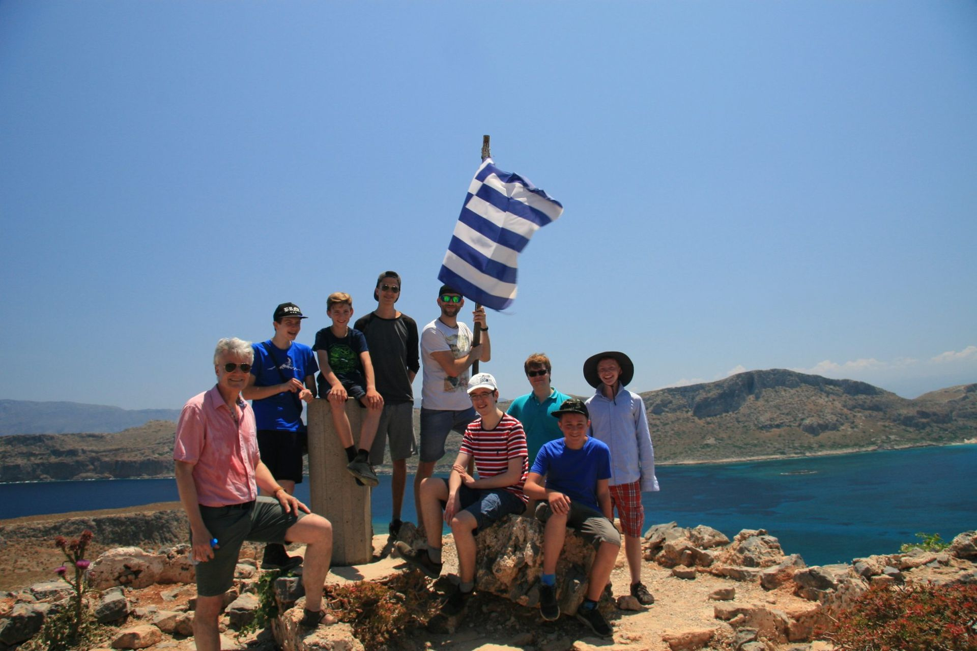 Griechenland kennenlernen