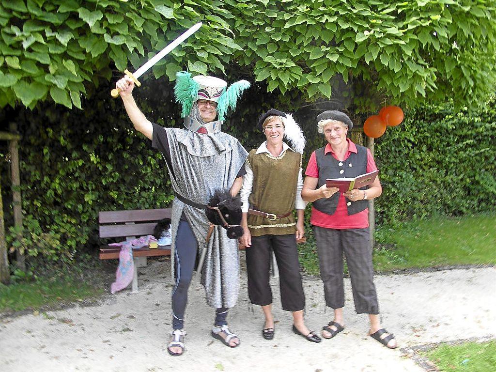 Geislingen Fips Kunigunde Und Co Ziehen Besucher An