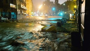 Flut in Italien: Unwetter-Chaos in Genua