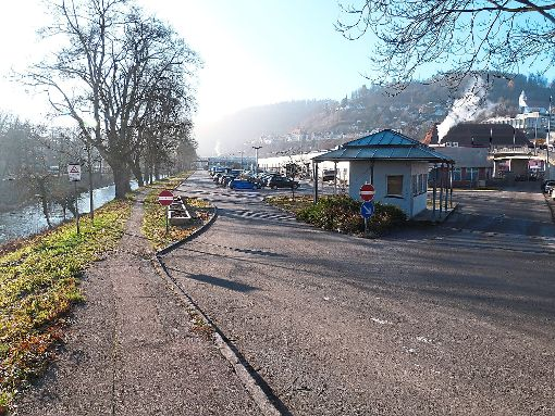 Der Verwaltungsausschuss hat beschlossen, den Mauser-Parkplatz an Aldi zu veräußern. Foto: Danner