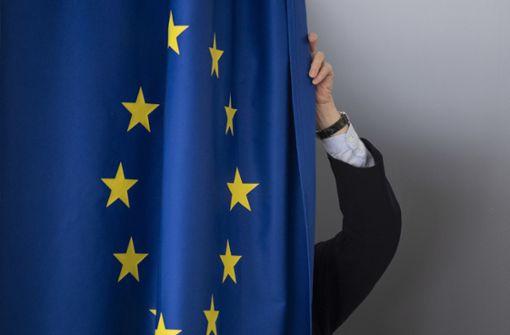 Bei der Europawahl werden die Mitglieder des Europäischen Parlamentes bestimmt.  Foto: dpa