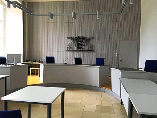 Ein 20-Jähriger wurde am Freitagnachmittag für Drogendelikte in 19 Fällen im Gerichtssaal des Amtsgerichts Wolfach verurteilt.   Foto: Steitz