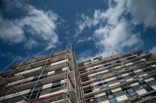 Für den Bau von Wohnungen sollen in Zukunft Steureranreize geschaffen werden. Foto: dpa